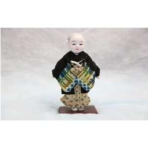 Ichimatsu Japanese Doll: Montsuki hakama (Size #10): Everything Else