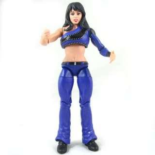 100ZR WWE Series 15 Wrestling Diva Mattel Layla Figure