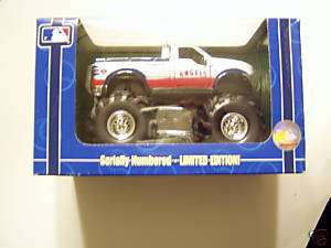 ANAHEIM ANGELS LIMITED EDITION FORD F 350 MONSTER TRUCK