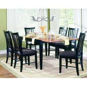 Jose Collecion Solid Wood Dining able & Chairs Se Home & Kichen