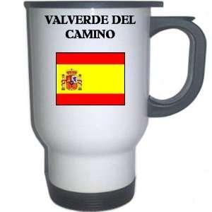 Spain (Espana)   VALVERDE DEL CAMINO White Stainless