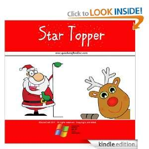 Christmas Craft Kids Star Topper (QuickCraft) QuickCraft