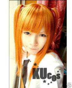 Death Note Misa Cosplay Wig Costume 80CM