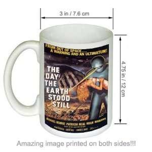 The Day The Earth Stood Still Vintage Movie COFFEE MUG