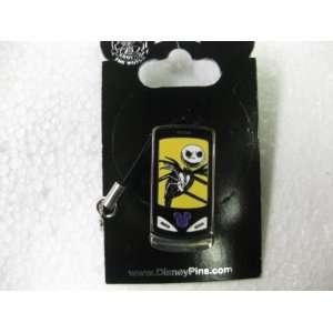 Disney Pin Jack Skellington Cell Phone: Toys & Games