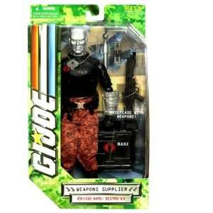 G.I. Joe Action Figure   Destro Toys & Games