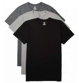 Polo Ralph Lauren Three Pack Crew Neck Cotton T Shirts  MR PORTER