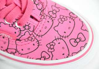 VANS Authentic HELLO KITTY Halbschuhe Kids Kinder SCHUHE Rockabilly