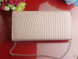 new fashion lady women long purse clutch wallet bags PU handbag free