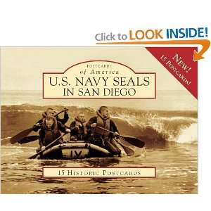 U.S. Navy SEALs in San Diego (Postcard of America
