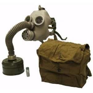 Child Soviet Russian Gas Mask Civilian / Military NEW
