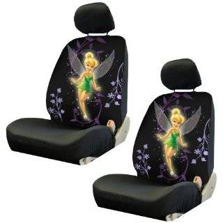 Car Truck SUV Bucket Seat Covers   Tinkerbell Mystical Tink   Pair