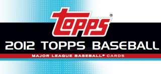 2012 Topps Baseball Series One HOBBY box   36pks   10 cards per pack