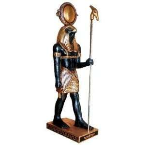 Xoticbrands 37.5 Classic Egyptian Statue Falcon God Horus