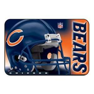 CHICAGO BEARS NFL Football Team Designer In / Out DOORMAT Door Mat New