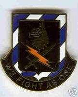 CREST DI, SPECIAL TRooPS BATALION 2ND BDE 3D INF DIV