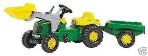 Rolly Toys   rollyKid John Deere FS 023110   Neu