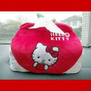 Hello Kitty Auto Tissue Box Taschentuch Hülle Apple NEU
