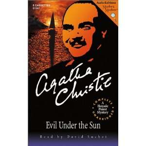 Evil Under the Sun (9781572702479) Agatha Christie, David