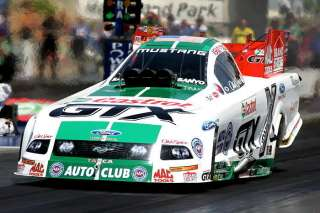 ASHLEY FORCE 124 Diecast Funny Car NITRO Action John Force Racing
