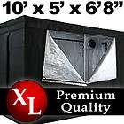 59 x 59 x 79 Hydroponics Grow Tent Mylar Cabinet Box Room 5 x 5 x