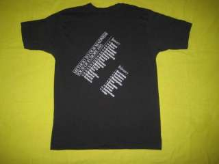 1985 LORDS OF THE NEW CHURCH VTG TOUR T SHIRT DEAD BOYS