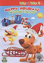 Word World 18 dvd collection PBS Educational wordworld