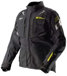 Klim Badlands Pro Jacket Motorcycle Coat Enduro Street Bike Gore tex