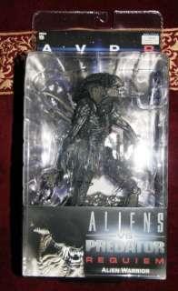 his action figure is based on the film Aliens Vs. Predator Requiem