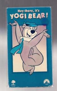 Hey There, Its Yogi Bear (VHS) Boo Boo, Mr. Ranger, si