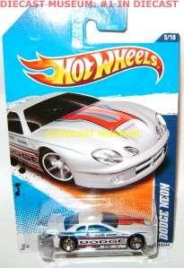 DODGE NEON PRO STOCK RACE CAR HOT WHEELS 2010 2011