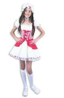 Little Bo Peep Fairy Tale Storybook Dress Child Costume