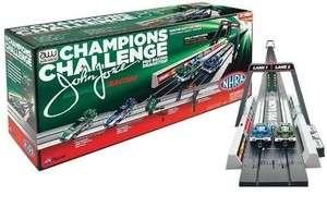 13 NHRA Force/Hight Slot Drag Racing Set