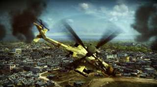 Apache Air Assault Xbox 360  Games