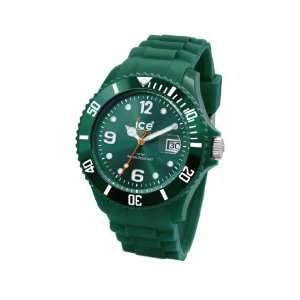 Ice Watch Unisex Armbanduhr Big Sili Collection Grün SI.DG.B.S.09