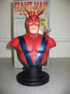Giant Man and the Wasp Bowen Designs Mini Bust (2001)