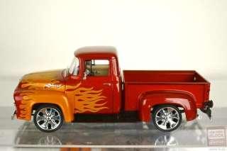 Diecast 118 Scale Model Pickup Trucks Ford 1955 & 1959