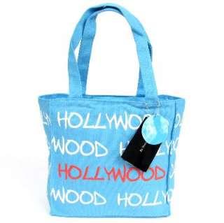 New Robin Ruth Hollywood Canvas Tote Bag Handbag Purse