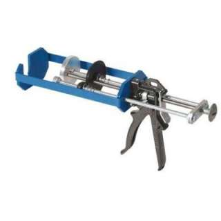 COX 750ml. X 75ml., Dual Cartridge High Viscosity Epoxy Applicator Gun