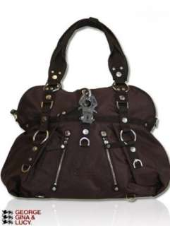 GEORGE GINA & LUCY Handtasche  Poodle Pack   Bekleidung