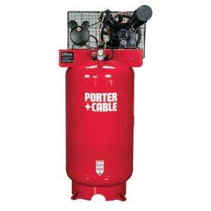 Porter Cable80 Gallon Stationary Electric Air Compressor DISCONTINUED