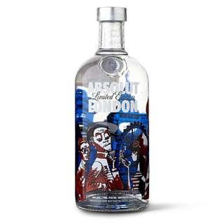 London vodka 700ml   ABSOLUT   Spirits gifts   Wine & spirits gifts