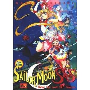 Moon, Anime Album, Bd.3, Reise ins Land der Träume Sailor Moon