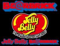 MEDICOM JELLY BELLY BEAN BE@RBRICK SERIES 1 TANGERINE 6 BEARBRICK