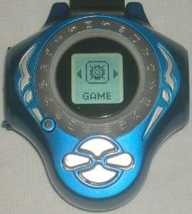 Bandai Digimon Digivice D Power Blue 2001