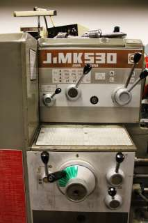 21/28 x 40 ACRA TURN Removable Gap Bed Engine Lathe 90