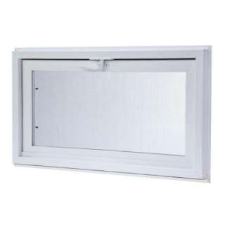 Hopper Window from TAFCO WINDOWS     Model PV HOP32X14