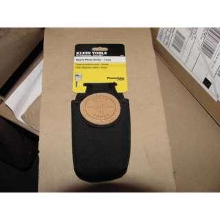 KLEIN TOOLS KLE 5715 LARGE BLACK MOBILE PHONE HOLDER 164171