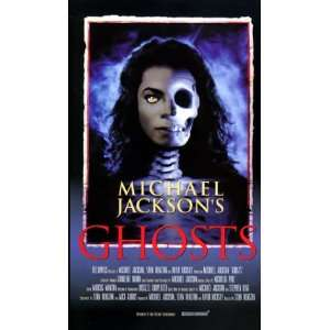 Michael Jackson  Ghosts, The Movie   VOST [VHS] Michael Jackson