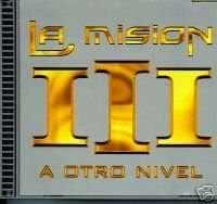 LA MISION 3, WISIN Y YANDEL, TEDO CALDERON,MC CEJA   CD